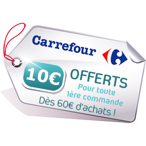 bon de réduction Carrefour.fr