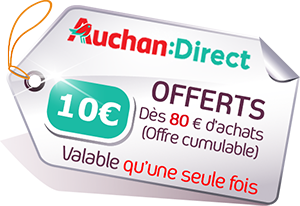 bon de réduction Auchandirect