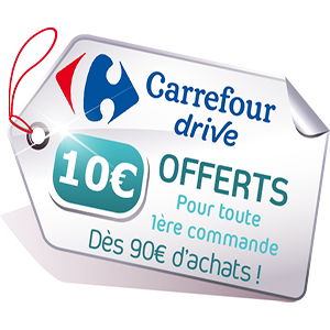 bon de réduction Carrefour Drive